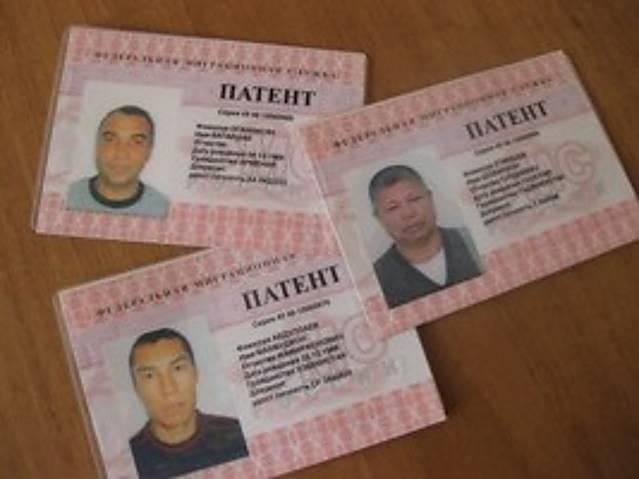 Для работы узбекам нужен трудовой патент